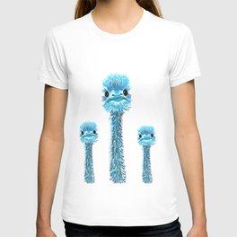 Curious Emu T-shirt