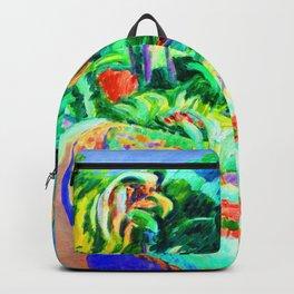 Francisco Iturrino Garden Backpack