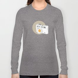 Yashica Electro 35 GSN Camera Long Sleeve T-shirt