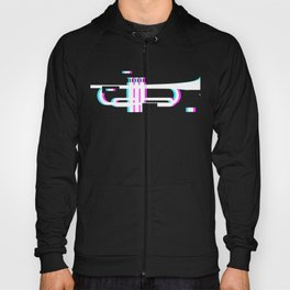 Glitch Trumpet | Marching Band Hoody