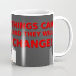 Jeremy Corbyn - Things Can Change (Labour) Coffee Mug
