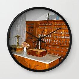 Pharmacy - The Shop Wall Clock