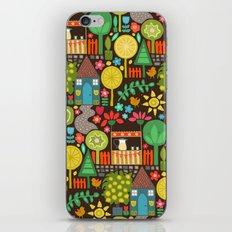 woodland lemonade iPhone & iPod Skin