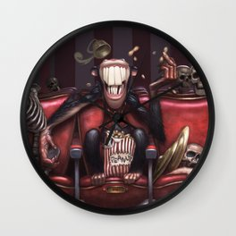 MonkeyBuzz Wall Clock