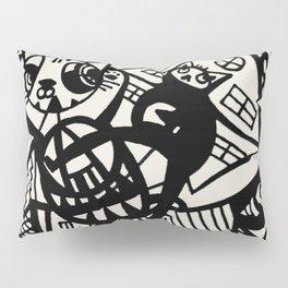 Alley Katz Pillow Sham