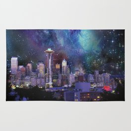 Spacey Seattle Rug