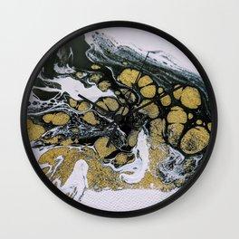 Luxe III Wall Clock