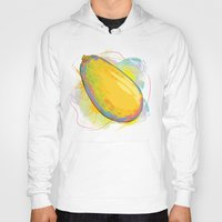 vietnam Hoodies featuring Vietnam Papaya by Vietnam T-shirt Project