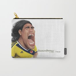 Falcao - Colombia Carry-All Pouch