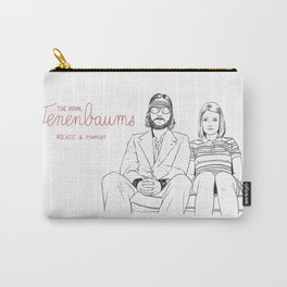 The Royal Tenenbaums (Richie and Margot) Carry-All Pouch