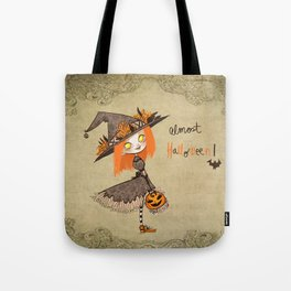 Almost Halloween!!!! Tote Bag