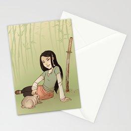 Usagi Stationery Cards