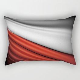 flag of Poland Rectangular Pillow