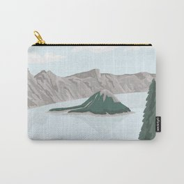 Crater Lake National Park, Oregon Carry-All Pouch