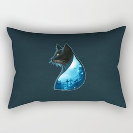 Guardians of the Night Rectangular Pillow
