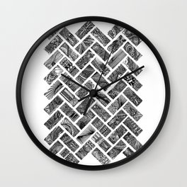 Man Made Wall Clock