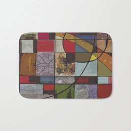 Circle of Colors Bath Mat