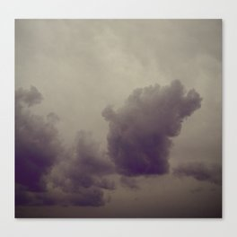 Smokestacks Canvas Print