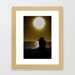 Just A Thought Framed Art Print