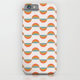 Lau Pattern X iPhone Case