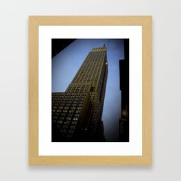 Empire State Building (NY) Framed Art Print