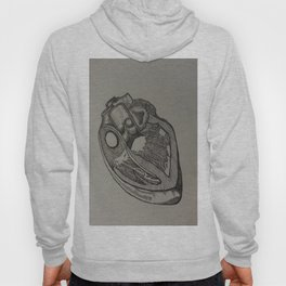 Heart Dissection Hoody