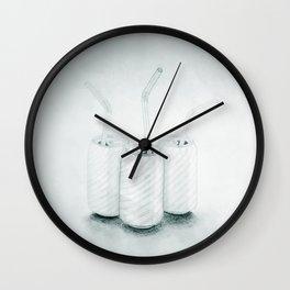 Les Liqueurs Wall Clock