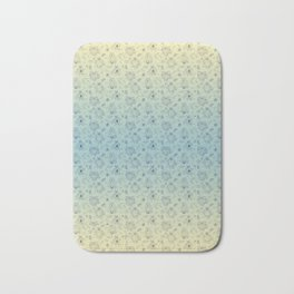 Tomorrow Is Just A Dream Away (Pattern & Graphic) Bath Mat