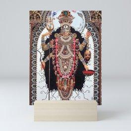 Hindu - Kali 8 Mini Art Print