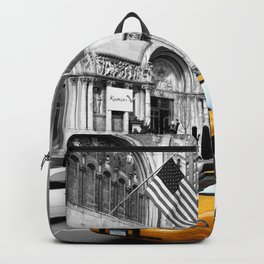 NYC - Yellow Cabs - Avenue Backpack