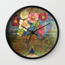 Incroyable Wall Clock