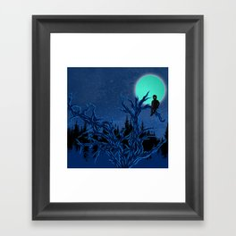 We're Watching - Part One Framed Art Print