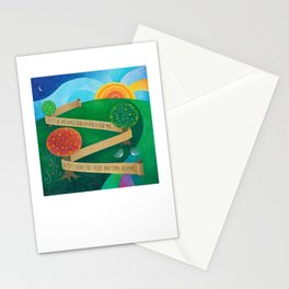 Planting Torah Stationery Cards