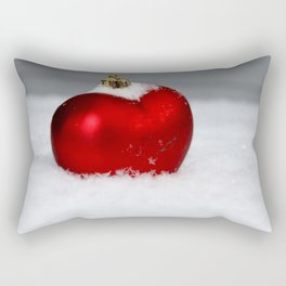 Cold at Heart Rectangular Pillow