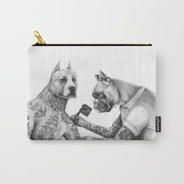 The Tattooist Carry-All Pouch
