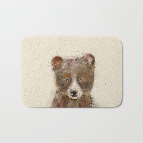 Little grizzly Bath Mat