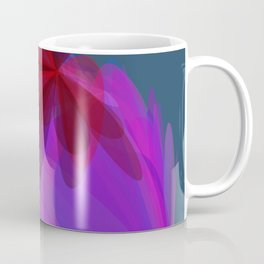 Visualization of GPS data Coffee Mug