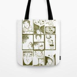 Rubbish picker Tote Bag