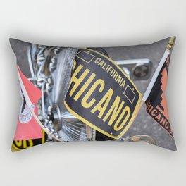 California Chicano Rectangular Pillow