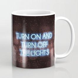 Neon - Turn on and off Coffee Mug