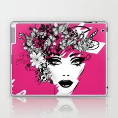 fashion illustration Laptop & iPad Skin