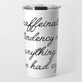 procaffeinating Travel Mug