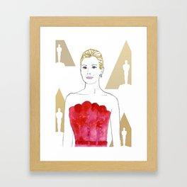 Rosamund Framed Art Print