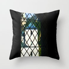 Neuschwanstein - Germany Throw Pillow
