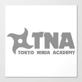 TNA Tokyo Ninja Academy Canvas Print
