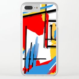 Whose Line Is It Anyway? Clear iPhone Case