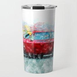 Alfa Giulia Racing Travel Mug