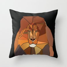 Dark Crystal Lion Throw Pillow