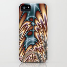 Fractal Cathedral iPhone Case