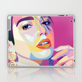Dua Lipa Laptop & iPad Skin